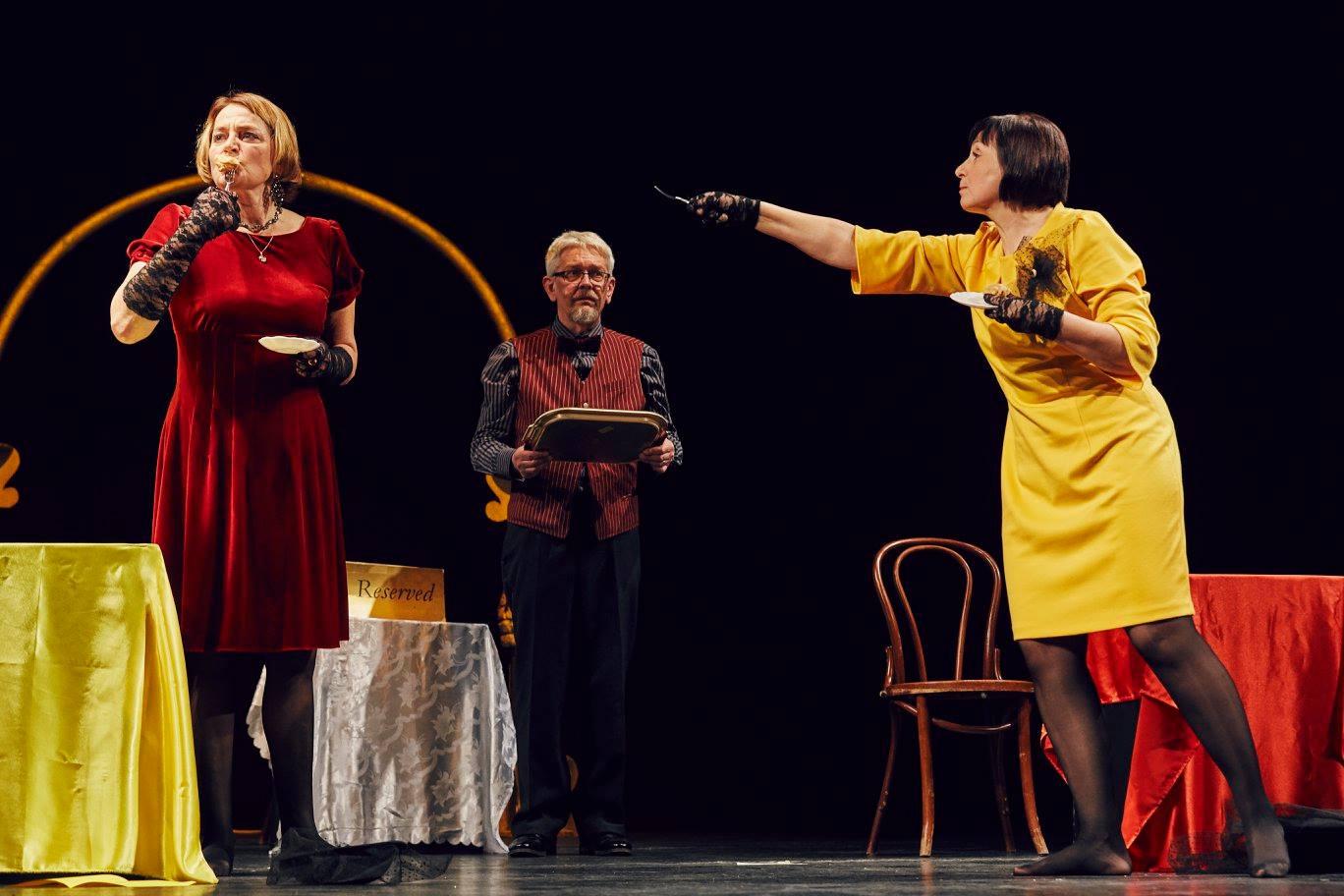 Trakų Karališkasis teatras sezoną pradėjo energingai