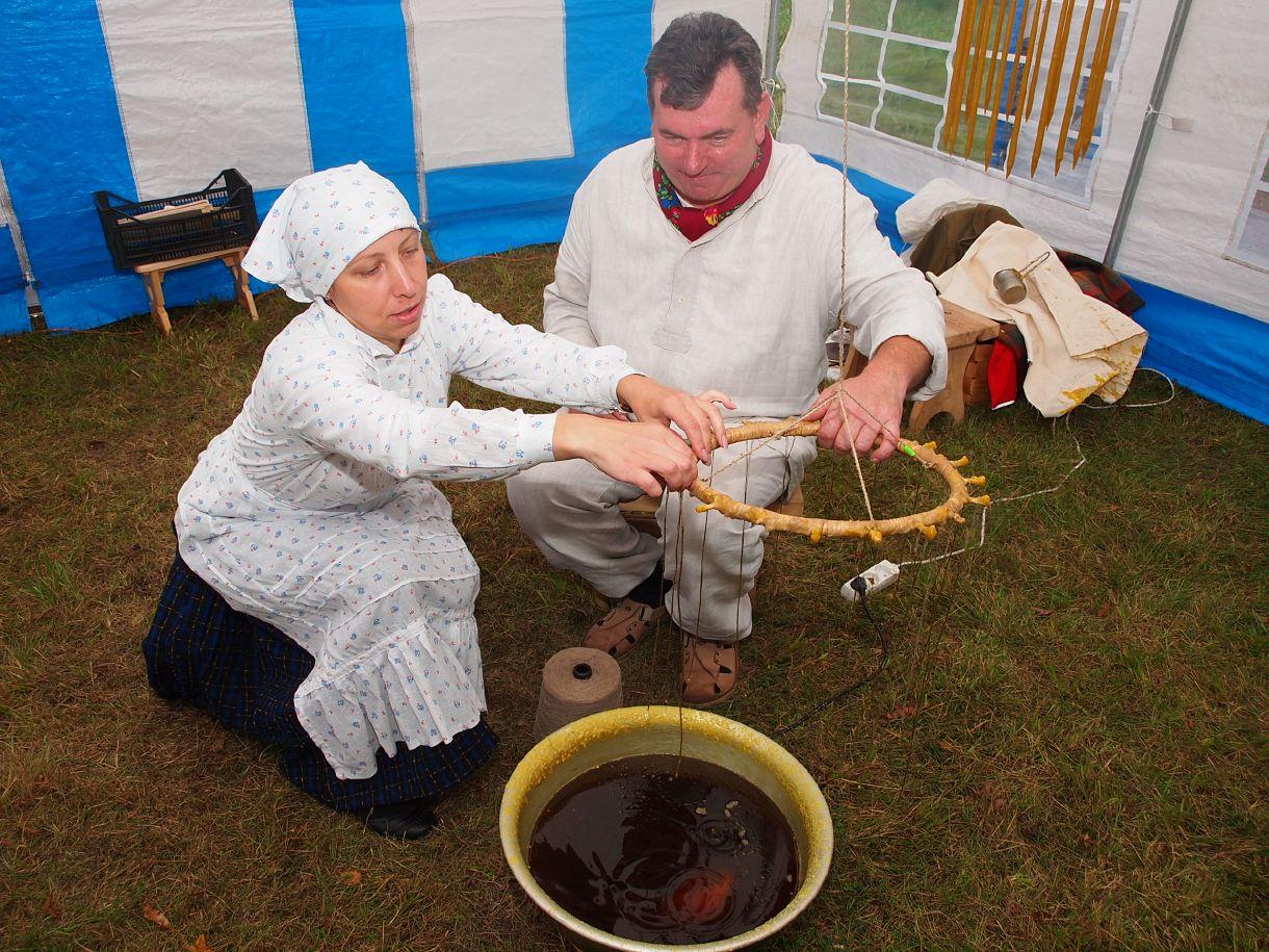 Dzūkų krašto tradiciniai amatai