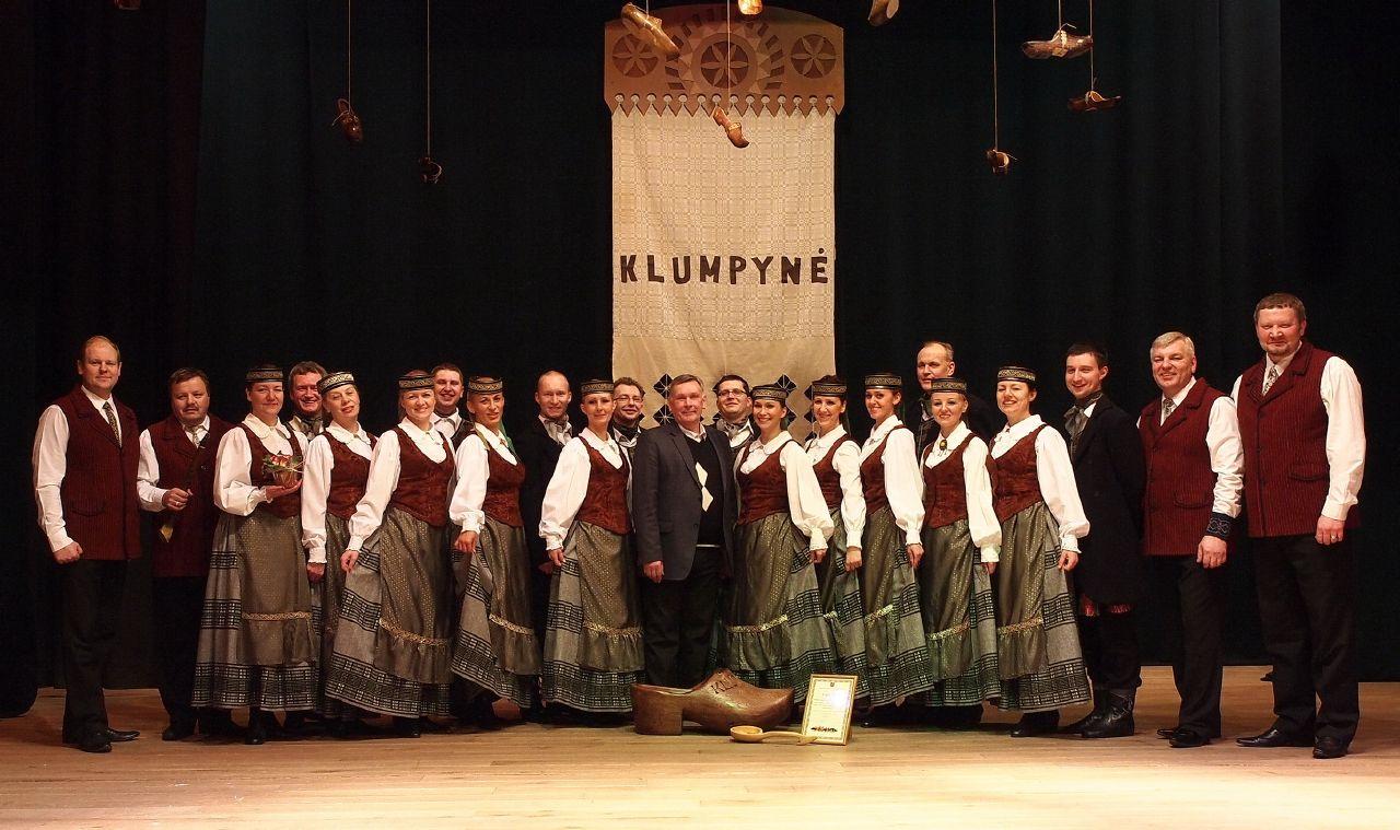 """Liaudies šokių šventė – varžytuvės """"Klumpynė"""""""