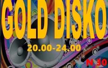 Gold Disko. Diskoteka N-30