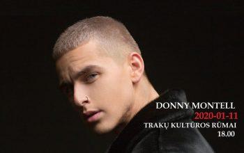 Donato Montvydo koncertas Trakuose