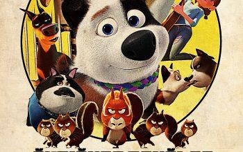 """Animacinis filmas """"Šuniškas pokštas"""""""