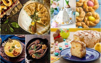 Kulinarinės Velykų tradicijos
