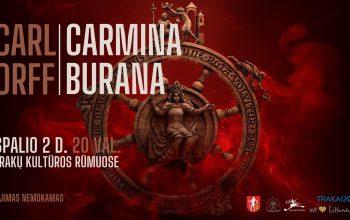 """""""Carmina Burana"""""""