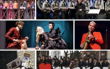 Trakų kultūros rūmų sveikinimas Pasaulinės kultūros dienos proga