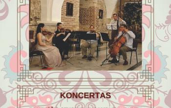 Koncertas, skirtas Lietuvos totorių istorijos ir kultūros metams paminėti