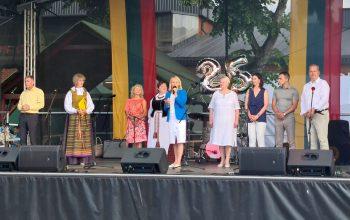 Dvidešimt penktoji Valstybės dienos paminėjimo šventė Onuškyje