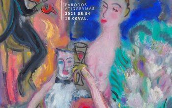 Svajūno Armono tapybos paroda